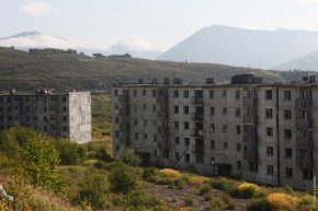 Ciudad Secreta rusa abandonada por Aremy Lebedev