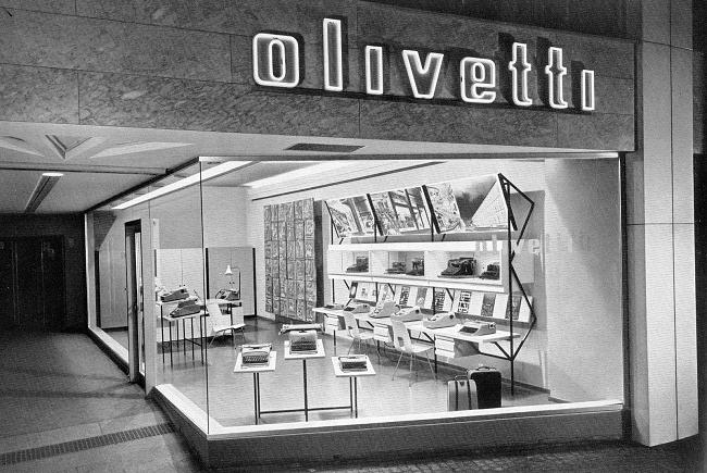 Olivetti-showroom-in-switzerland-1957