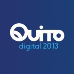 XIV Encuentro Iberoamericano de Ciudades Digitales Quito Sept 2013 www.ciudadesdigitales2013.com 3