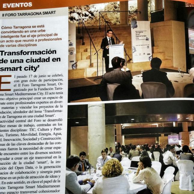 Pablo S Chillon II Tarragona Smart Forum by Actual Smart City