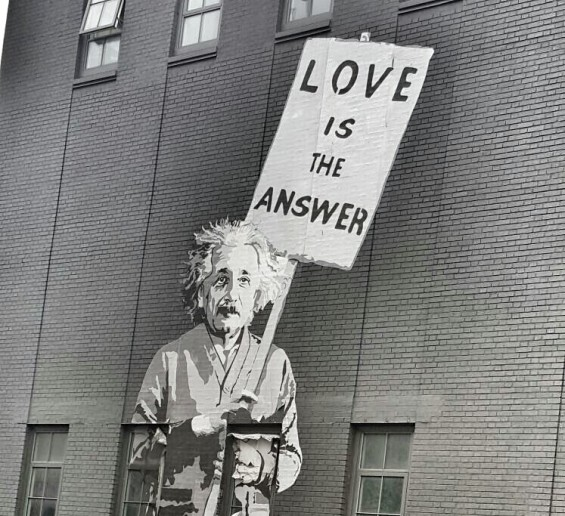 Love is the answer NYC