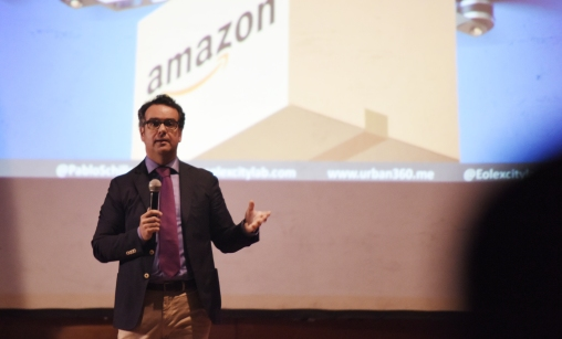 QUITO: Pablo Sánchez Chillón, jurista español, expuso en la c