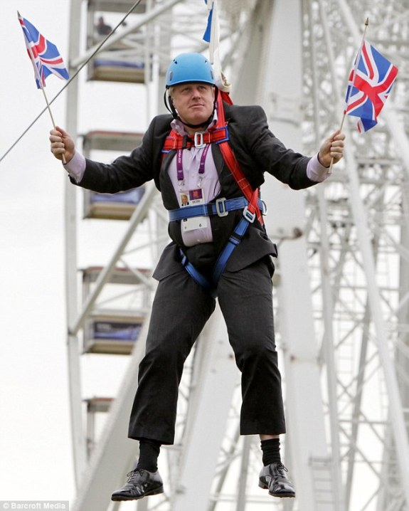 boris johnson london by the guardian