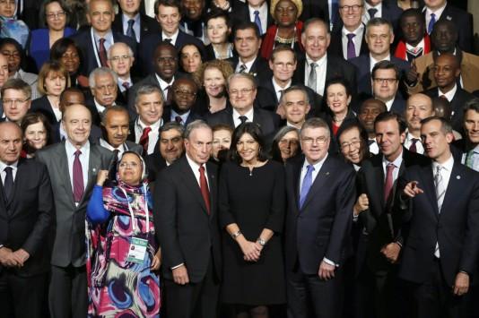 FRANCE-CLIMAT-WARMING-UN-IOC